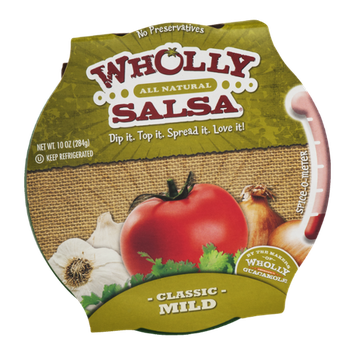 Wholly Salsa Classic Mild