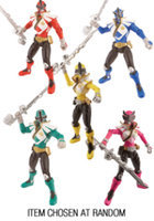 Bandai Toys Power Rangers Samurai 4 inch Action Figure