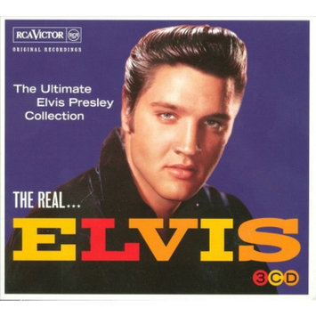 Cd Real Elvis: The Ultimate Elvis Presley. - CD