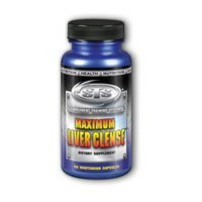 STS Supplement Training Systems Maximum Liver Clense STS (Supplement Training Systems) 60 VCaps