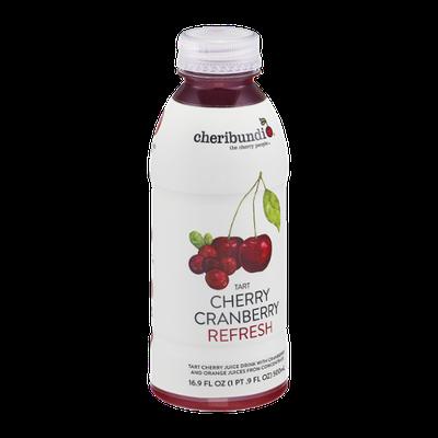 cheribundi Tart Cherry Cranberry Refresh