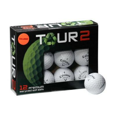 Callaway Warbird Plus Recycled 12 Pk Golf Balls-White