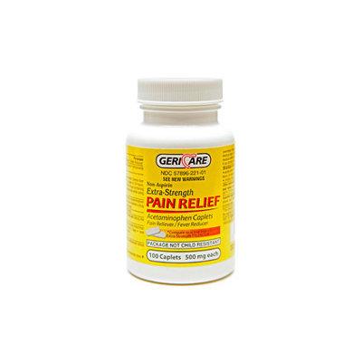 Otc Acetaminophen 500 mg 100 Caplets
