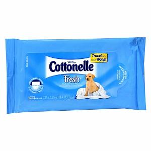 Cottonelle Flushable Moist Wipes