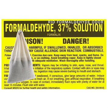 Smelleze Reusable Formaldehyde Absorbent Pouch: Xx Large