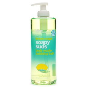 Bliss Lemon + Sage Soapy Suds Body Wash + Bubbling Bath