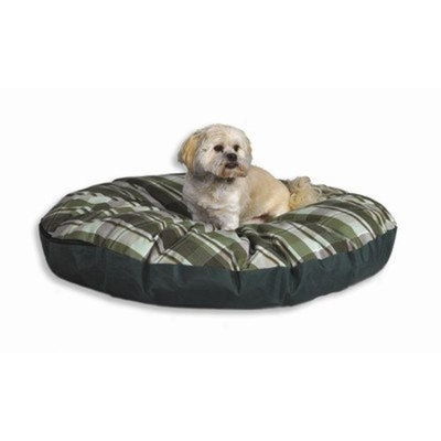Midwest Homes For Pets Midwest Quiet Time e'Sensuals Indoor/ Outdoor 48-Inch Round Pet Bed