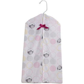 Bedtime Originals Pinkie Diaper Stacker