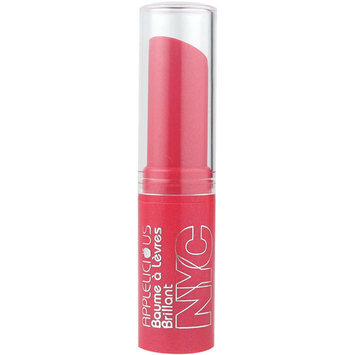 Generic NYC New York Color Applelicious Glossy Lip Balm, Big Apple Red Glossy