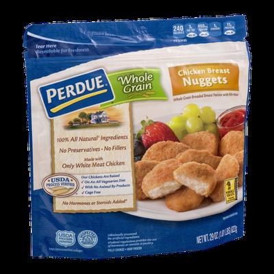 Perdue Chicken Breast Nuggets Whole Grain