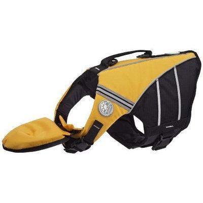Doggles Dog Flotation Jacket, Small, Yellow