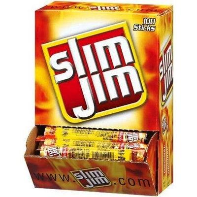 Slim Jim (Pack of 100) 28 0z.