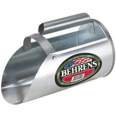 Behrens F4 4-Quart Scoop with Flat Bottom (Discontinued by Manufacturer)