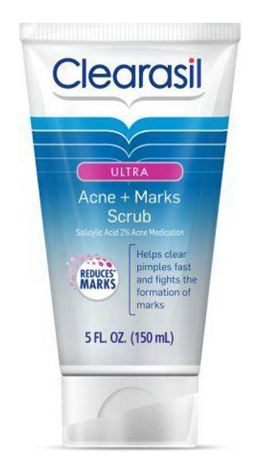 CLEARASIL® Ultra Acne + Marks Daily Scrub