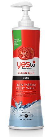 Yes To Acne Fighting Body Wash