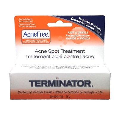 AcneFree Terminator Acne Spot Treatment