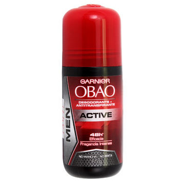 Garnier Obao For Men Active Anti-Perpirant & Deodorant Roll-On