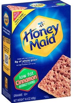 Nabisco Honey Maid Low Fat Cinnamon Grahams