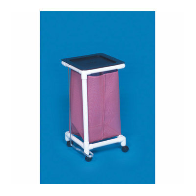 Innovative Products Unlimited Standard Linen Hamper with Foot Pedal