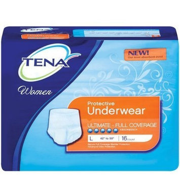 Tena Serenity Protective Underwear, Ultimate Absorbancy, Size: Large 16 ea