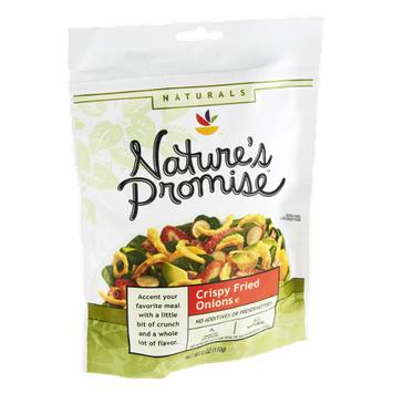 Nature's Promise Naturals Crispy Fried Onions