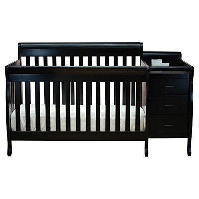 Afg International Mikaila Milano 3-in-1 Convertible Crib