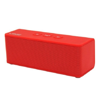 URGE Sound Brick BT Speaker, Red, 1 ea
