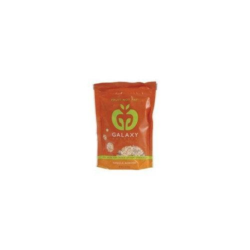 Galaxy Granola Organic Vanilla Almond Munch Granola 12 oz. (Pack of 6)
