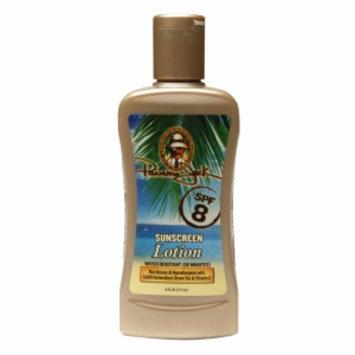 Panama Jack Sunscreen Lotion SPF 8, 6 fl oz