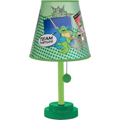 Your Choice Die Cut Lamp, Availabe in Ninja Turtles, Mickey, and Spiderman