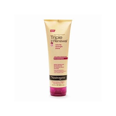 Neutrogena® Triple Renewal Volume Strength Shine Shampoo