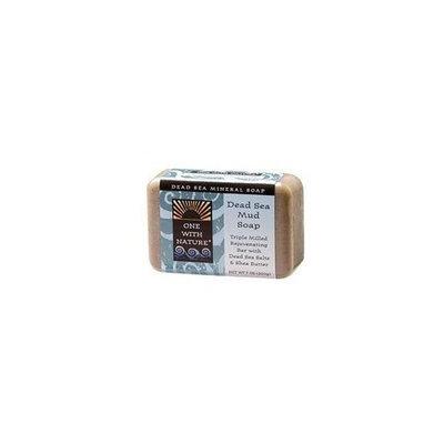 One With Nature Dead Sea Mineral Granny Smith Glycerin Bar Soap 7 oz