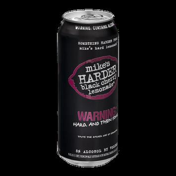 Mike's Harder Black Cherry Lemonade