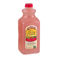 Turkey Hill Pure & Chilled Lemonade Strawberry