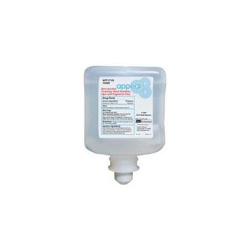 Appeal 102669 Foaming Hand Sanitizer Non-Alcohol 1000Ml Appeal