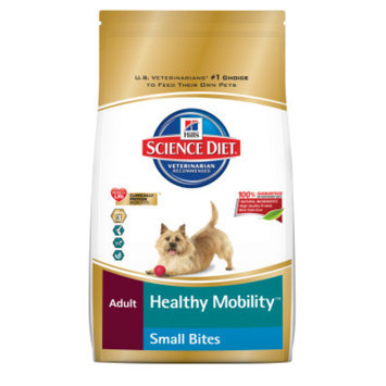 Hill's Science Diet Hill'sA Science DietA Healthy Mobility Small Bites Adult Dog Food