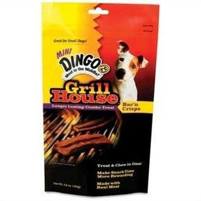 Dingo Mini Grill House Bac'n Crisps, 5.8-Ounce