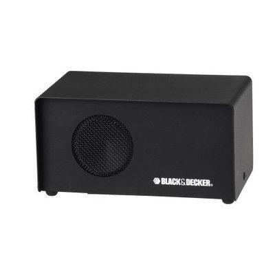 Black & Decker EP1100-A Ultrasonic Pest Repeller, Black (Discontinued by Manufacturer)