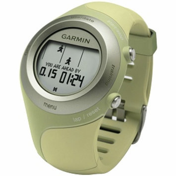 Garmin 010-N0658-22 Refurbished Green Forerunner 405 With Heart Rate Monitor, 1 ea