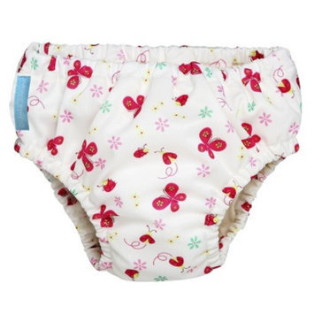 Charlie Banana Swim Diaper Size Medium - Butterfly