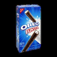 Nabisco Funstix Oreo Chocolate Wafer Sticks