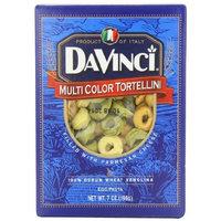 DaVinci Multicolor Tortellini, 7-Ounce Boxes (Pack of 12)