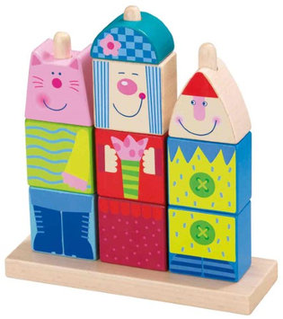 Haba USA 2345 Stack Jack Jesters Pack of 2