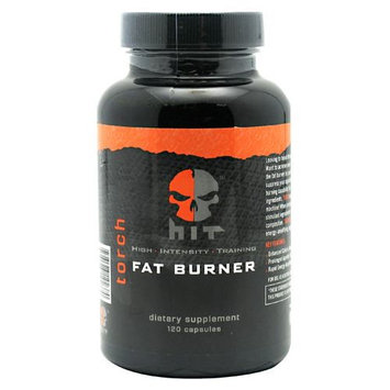 HIT Supplements - Torch Fat Burner - 120 Capsules