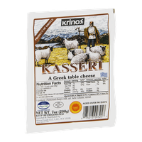 Krinos Kasseri A Greek Table Cheese