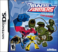 Activision Transformers Animated