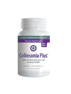D'Adamo Personalized Nutrition Collinsonia Plus 60c