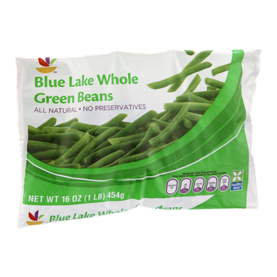 Ahold Green Beans Blue Lake Whole