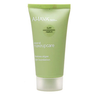 AHAVA Deadsea Algae Light Mineral Makeup Care Foundation