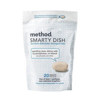 method smarty dish detergent tabs